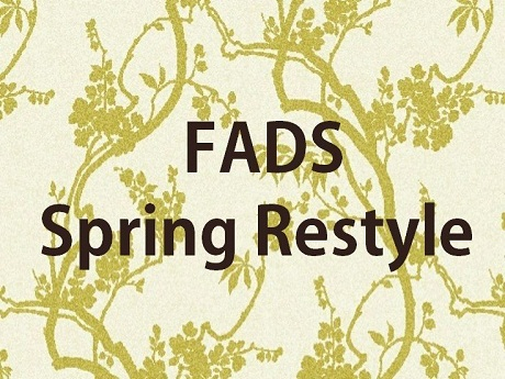 fads spring restyle