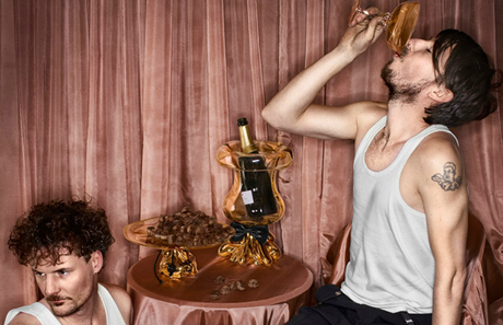 kosta boda sugar dandy champagne