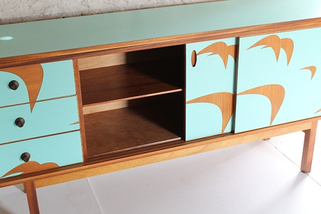 lucy turner - marina bird sideboard