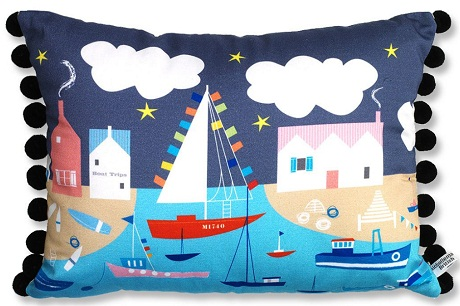 michelle mason harbour cushion
