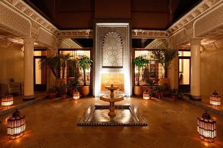 Moroccan Bazaar Moroccan Style Decor Heart Home