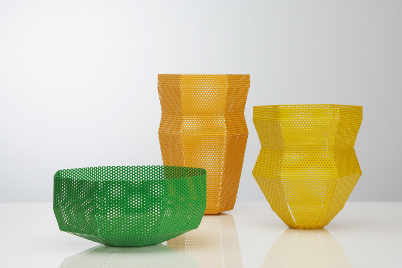 Moire Vessels - Victoria Delany - Prices on request
