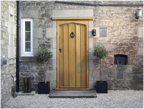 This ... & Beautiful Oak Doors u2014 Heart Home
