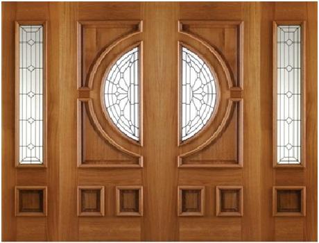 The ... & Beautiful Oak Doors u2014 Heart Home