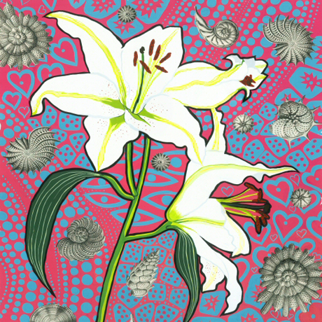 painting3-lily&stems-large-Kate-Toms