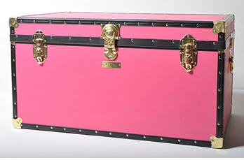 pink classic trunk