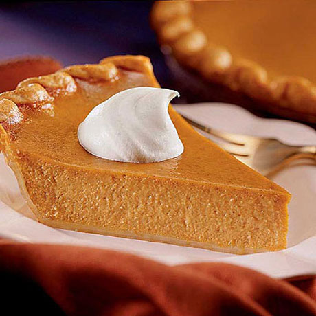 pumpkin-pie slice image