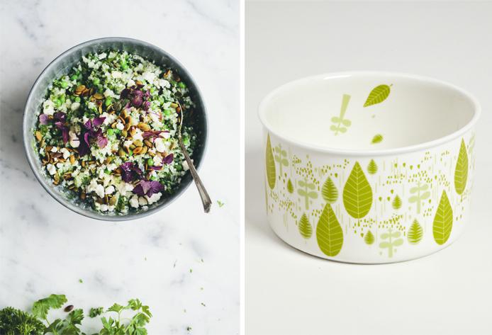Donna Wilson Sprig Salad Bowl SCP