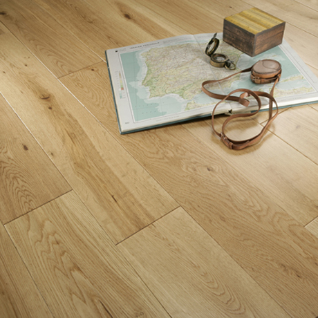 How To Install A Wood Floor Starting In The Centre Of The