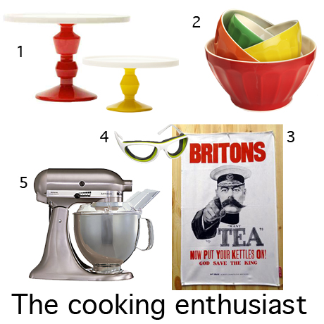 Christmas gift guide the cooking enthusiast