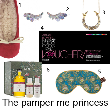 Christmas gift guide for girls -the pamper me princess