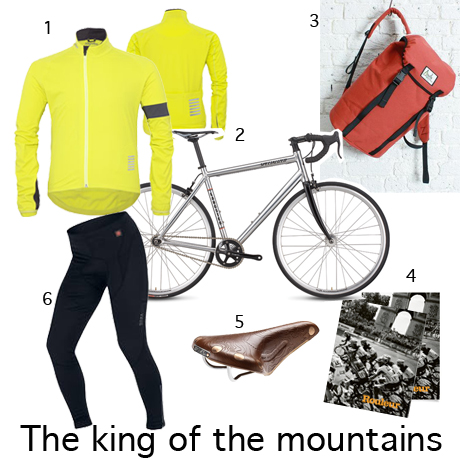 Christmas gift guide for men - bike theme