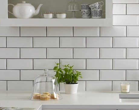 Chic Tiles, Funky Splashbacks And Quirky Kitchen Accessories. In Fact,
