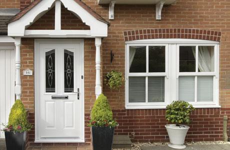 white-front-door