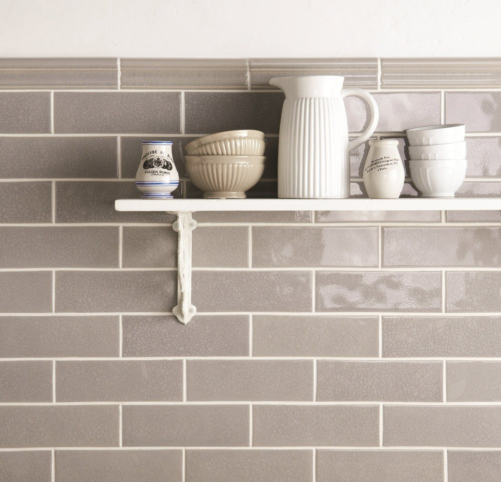 The Winchester Tile Company - Artisan - Dunwich Crackle