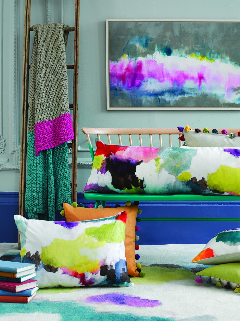 Aonach & Nevis cushions