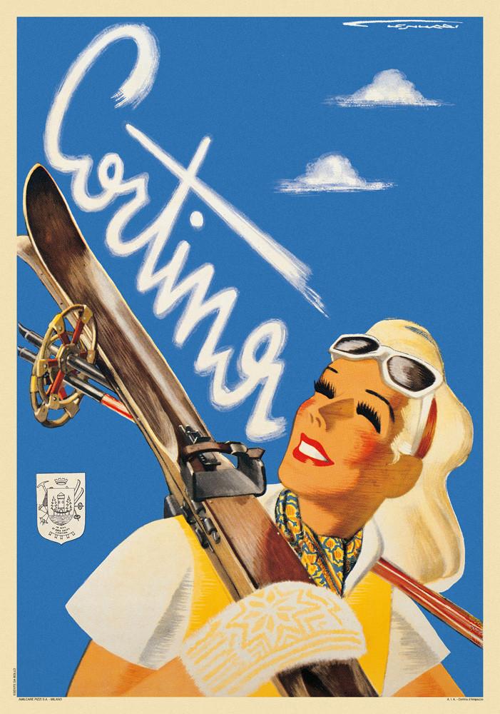 Cortina D'Ampezzo – Franz Lenhart