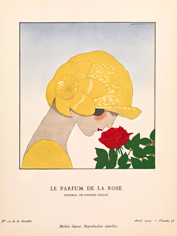 Le Parfum de la Rose – The Courtauld Gallery collection