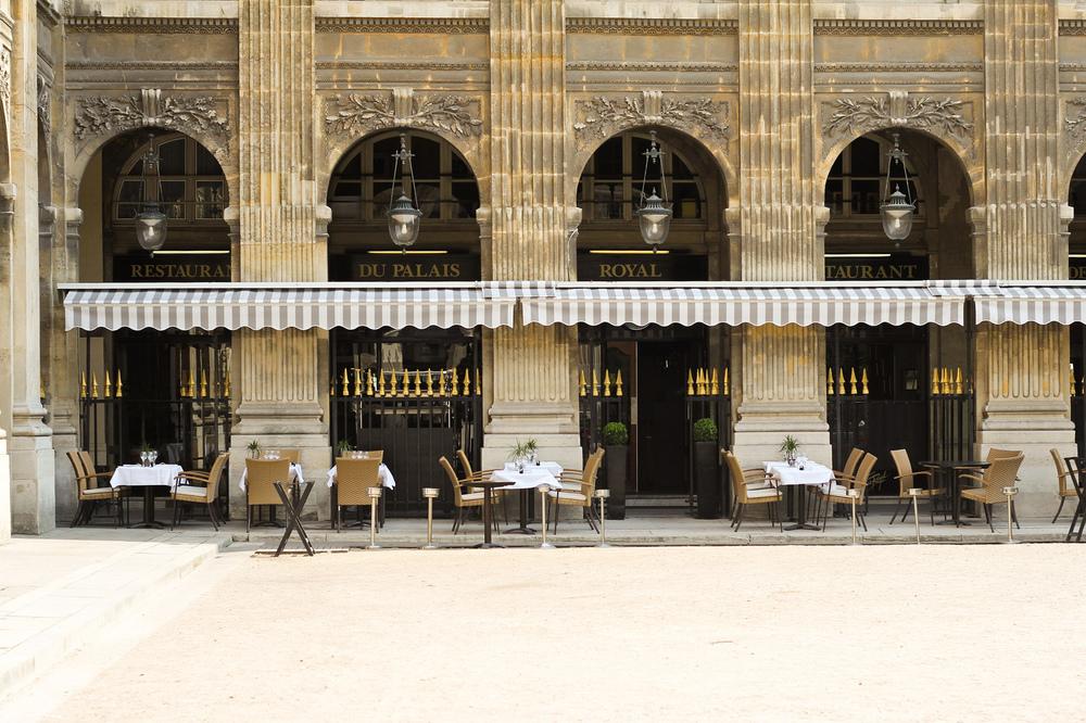 Palais RoyalTerrasse