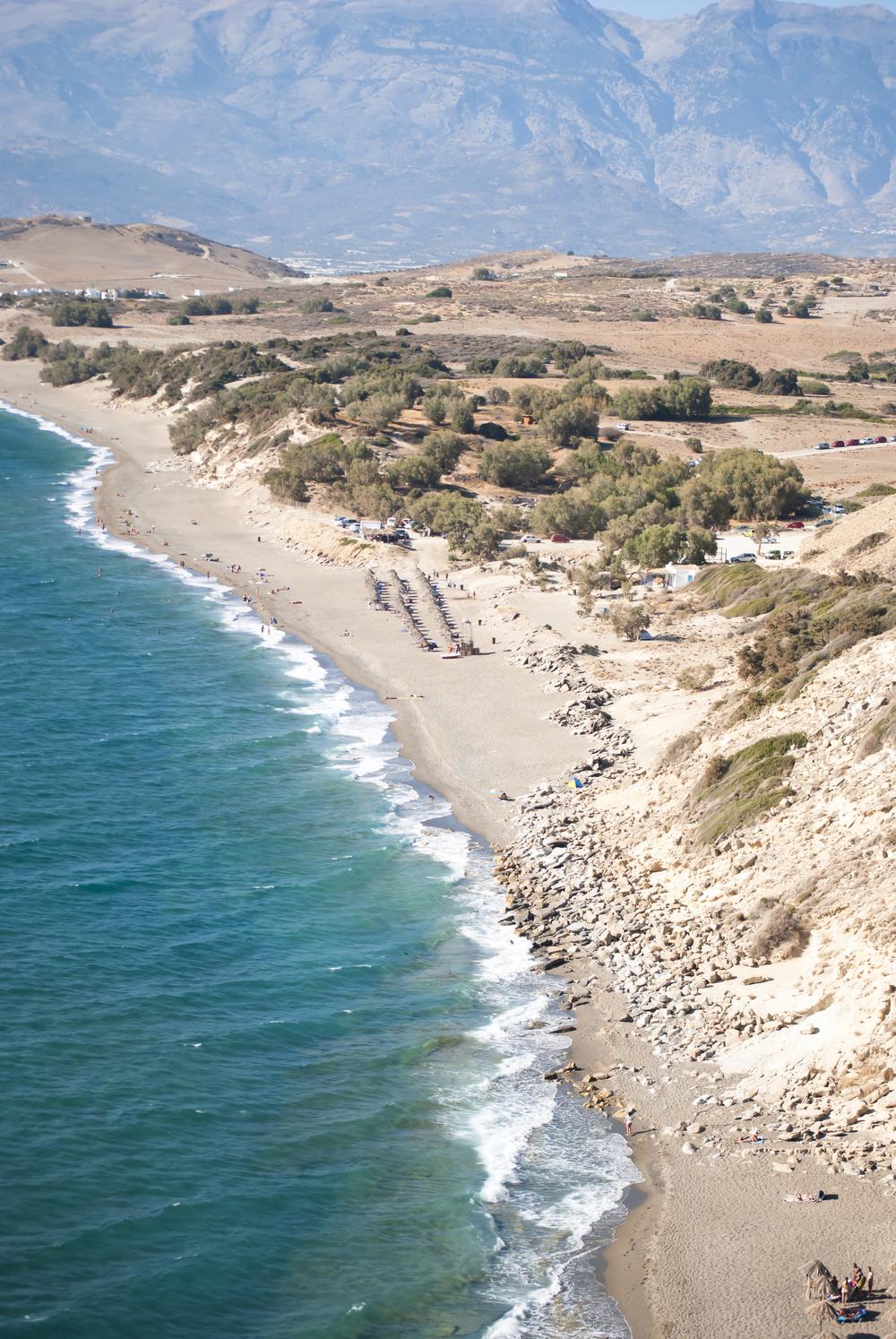 Komos beach