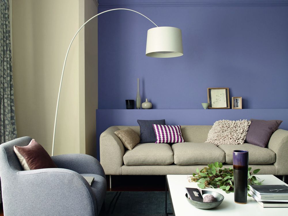 Dulux travels in colour heart home Together interiors