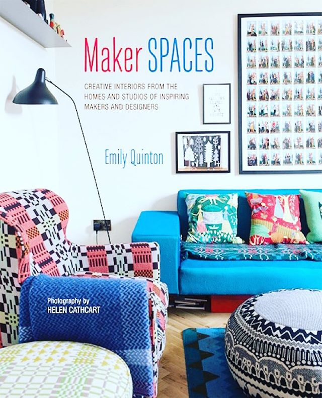 We're giving away 3 of our favourite interior books on the blog including this fab book by @emilyquinton - Visit our website to enter - link in bio! Good luck! 🙌 #hearthomemag #competition #interiordesign #interiors #decor #style #instagood