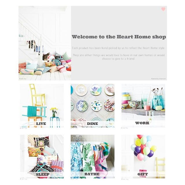 We have an all new designed Heart Home shop! 💕 We are so thrilled with it and have made the shopping experience all the more easier for you lovely people! Have a look at our carefully curated collections... 👉Link to website in profile 🙌🙌🙌