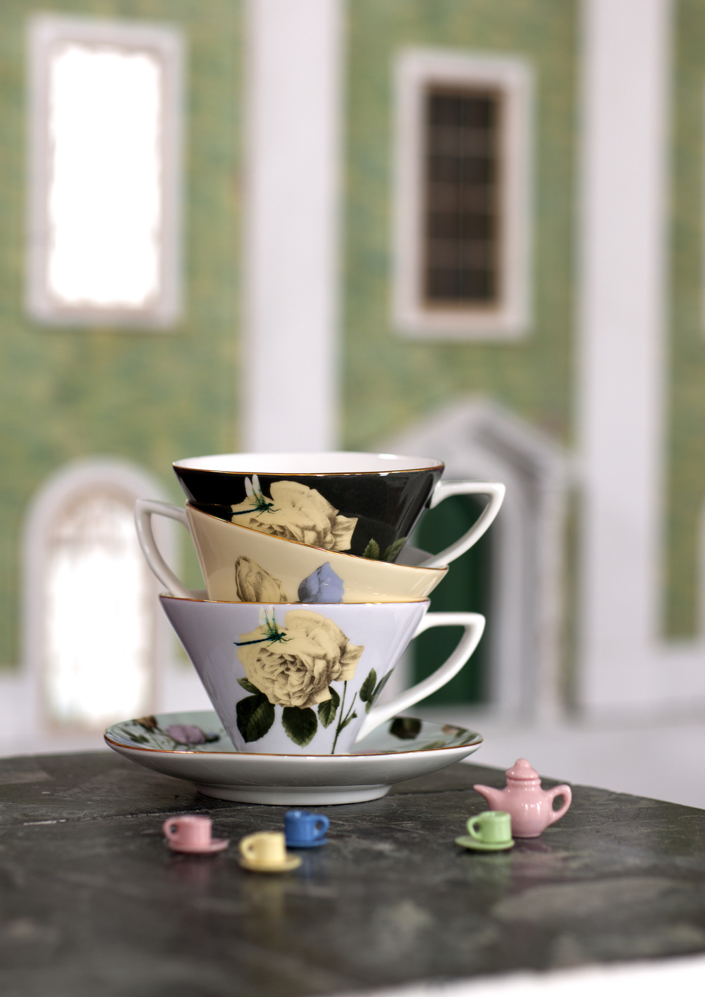 Rosie Lee Tea cups