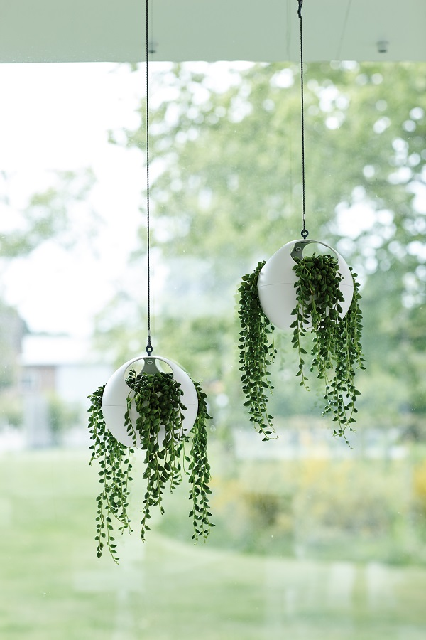 Product Of The Week The Elho Hanging Planter Heart Home