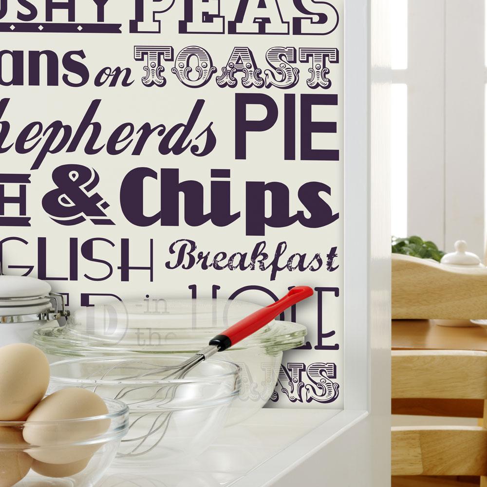 English Dinner Wallpaper