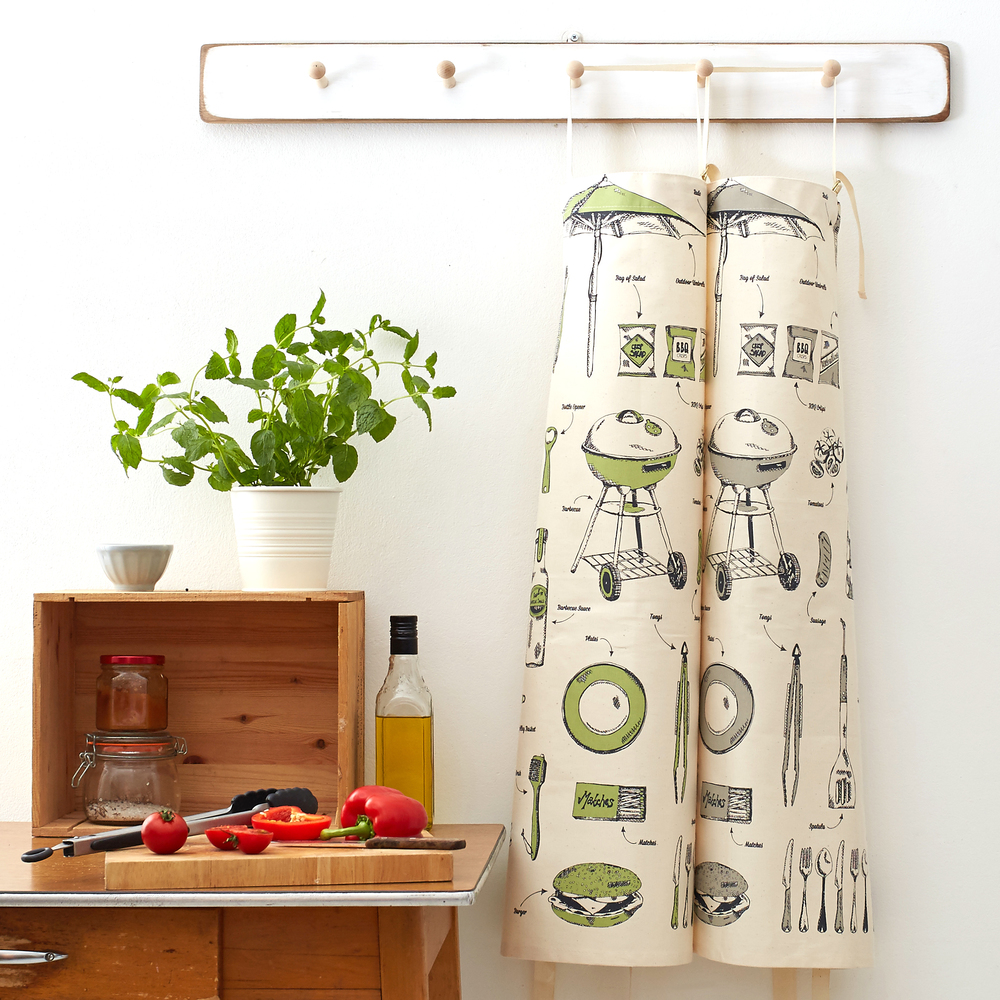 British Barbecue Aprons