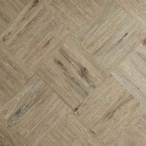 Limed Oak in Basket Weave