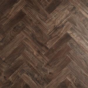 Walnut in Herringbone Pattern