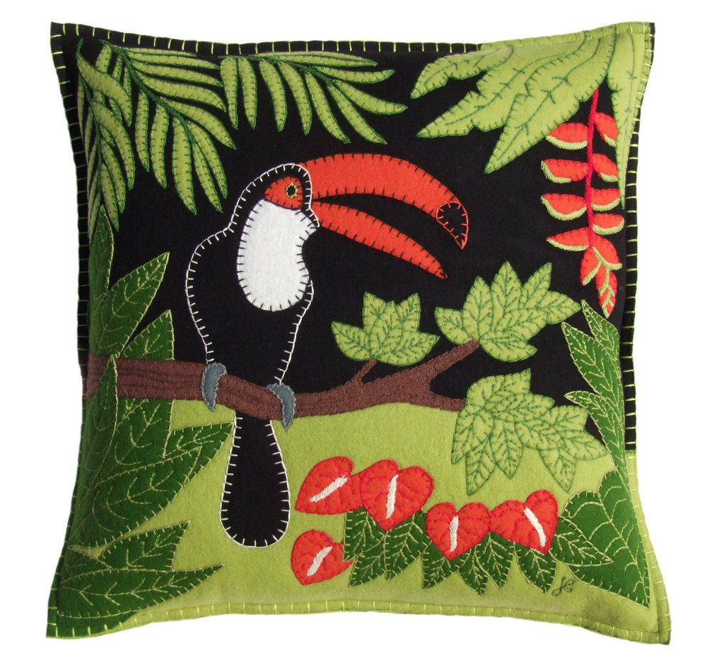 Parrots, Palms and Tropical Toucans from Jan Constantine (5).jpg