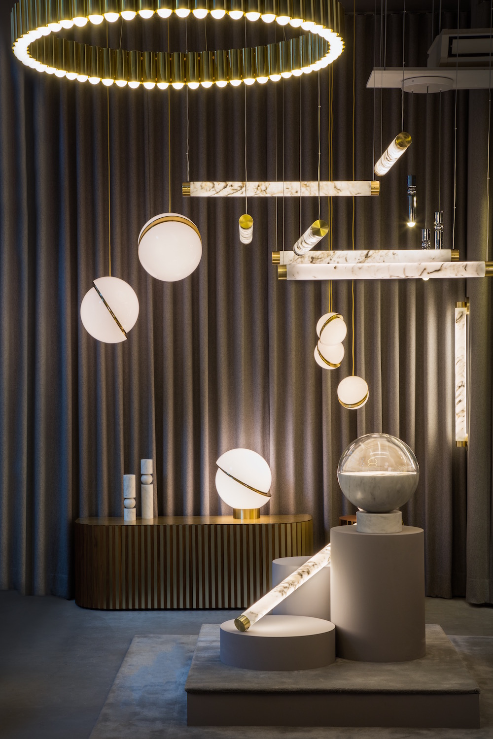Lee Broom Opens New York Showroom Heart Home