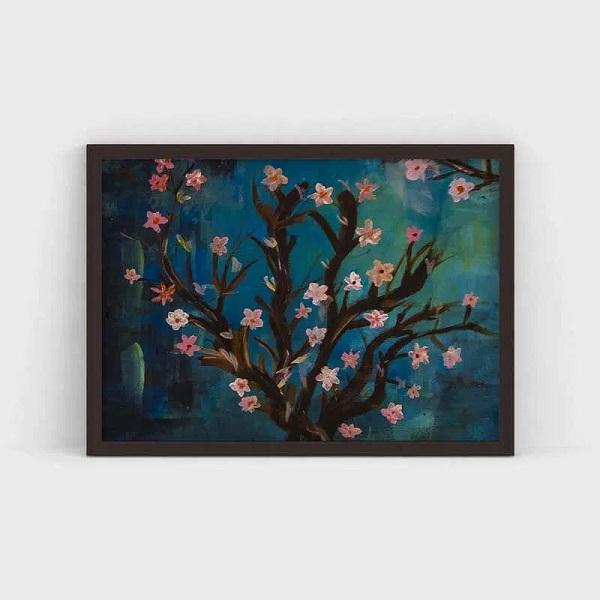 Artist ‣ Anushka Age ‣ 9 Title ‣ Flowers Location ‣ Kingdom of Bahrain