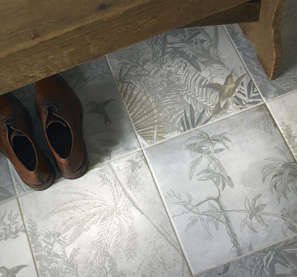 Introducing the spring summer ted baker collection from british head of design for british ceramic tile claire obrien says the jungle fever trend is one of the most impactful weve seen this year while also being dailygadgetfo Choice Image