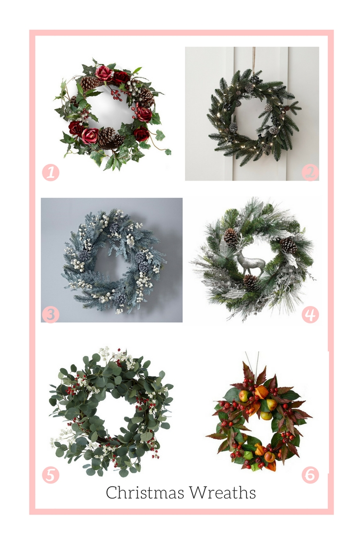 6 of the Best Christmas Wreaths — Heart Home