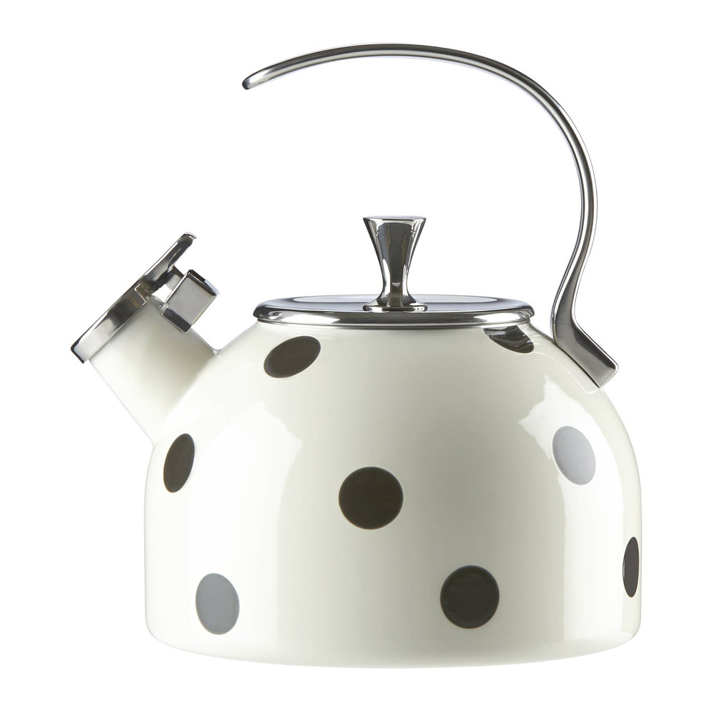 Kate Spade New York Deco Dot Kettle