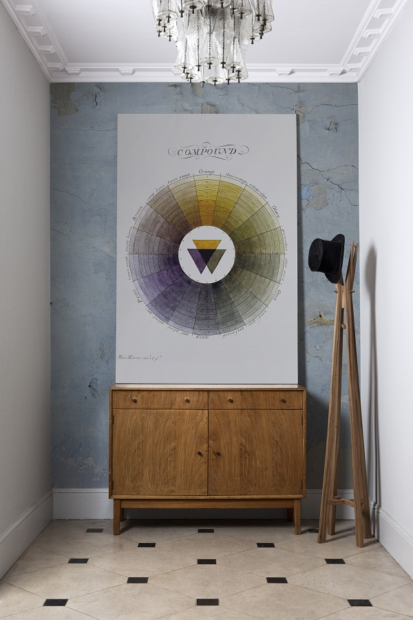 Prismatic Colour Wheel from Royal Academy of Arts collection, Canvas prints from £155.