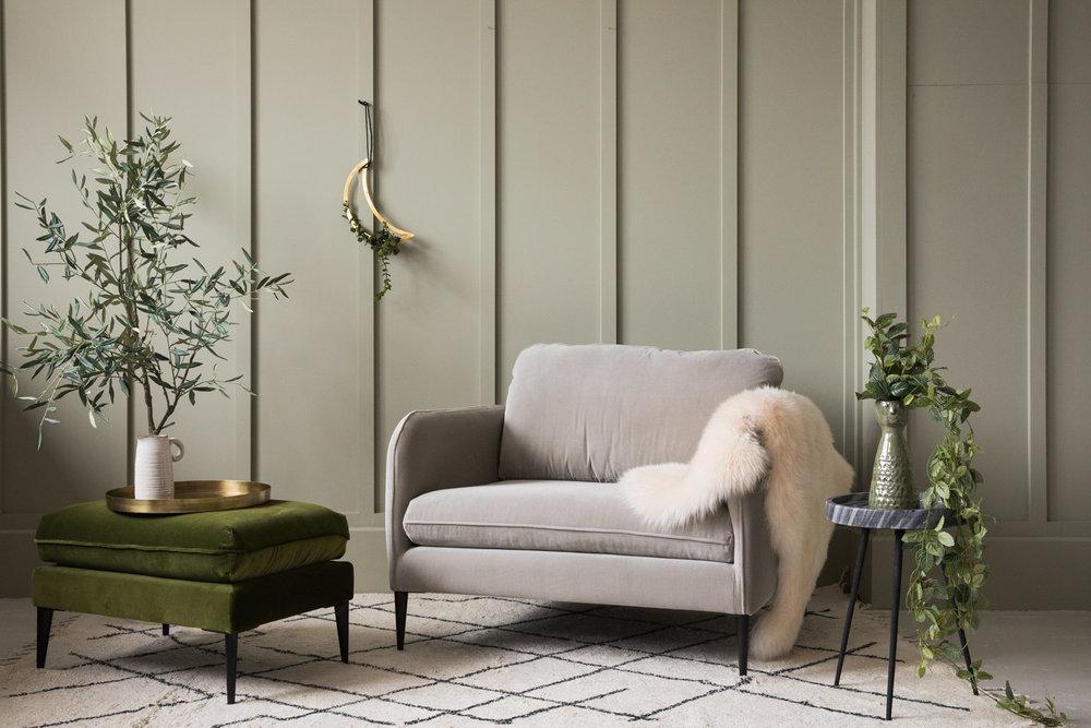 Broughton Armchair