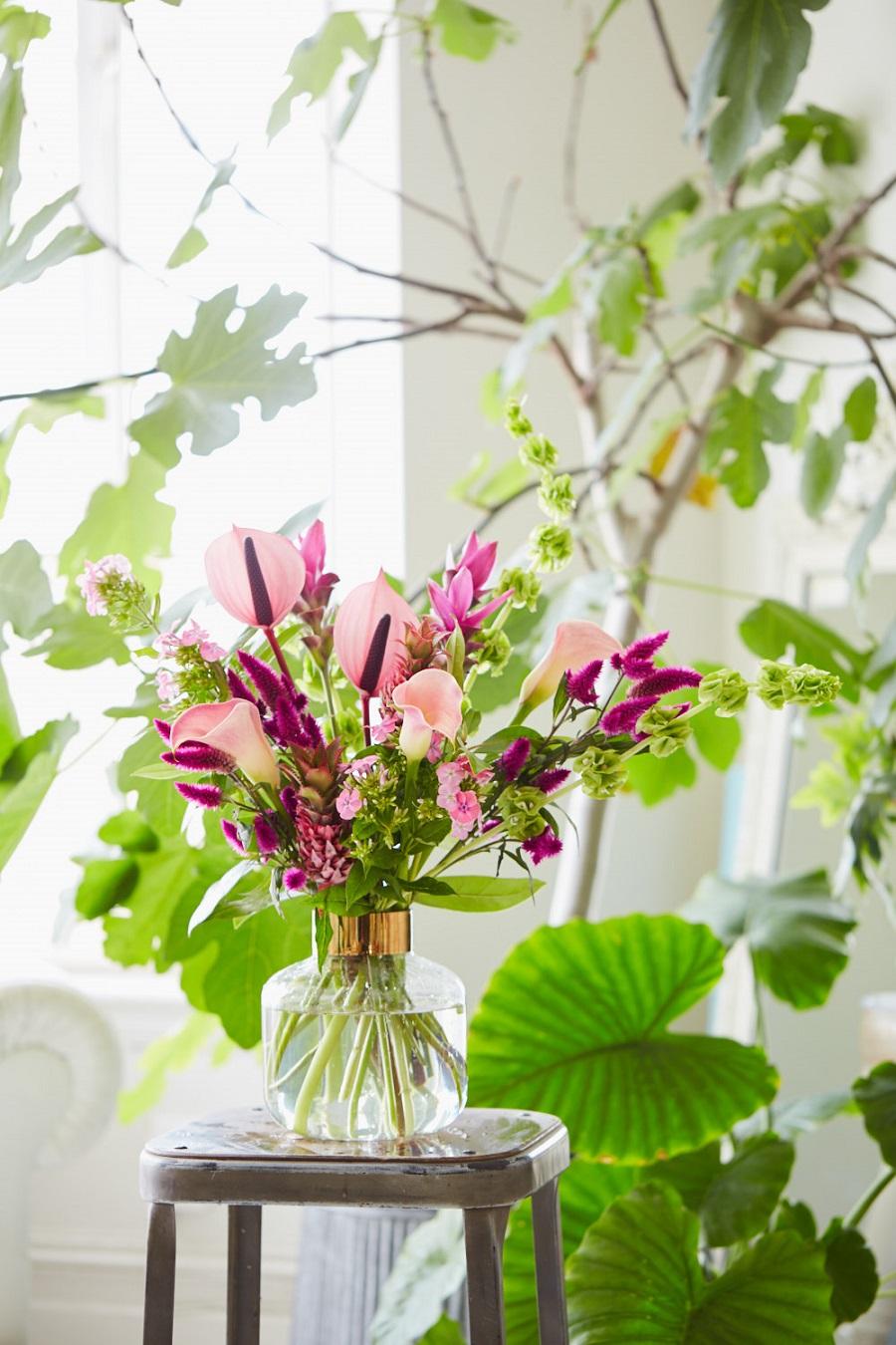 Sofia Handtied Tropical Bouquet