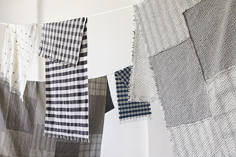 Stitch by Stitch From Rain to Loom Brompton Design District Josh van Gelder