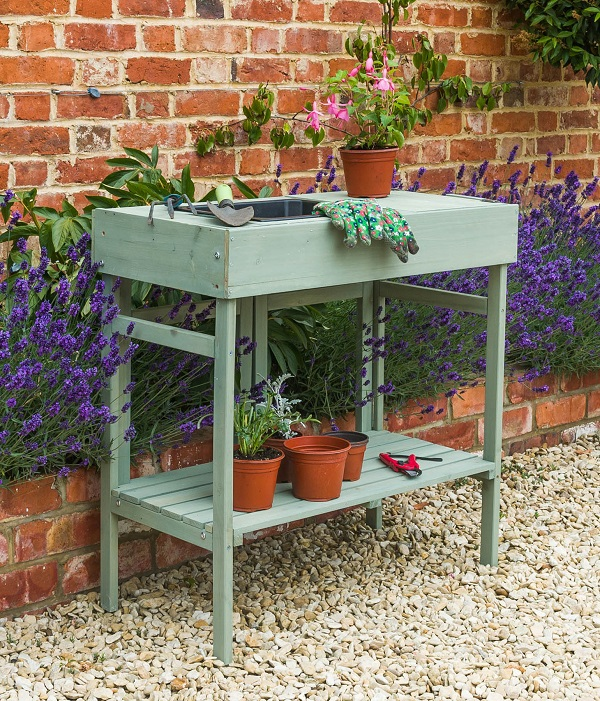Potting Table from Sue Ryder