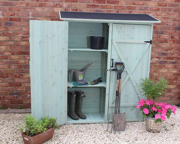 Garden Storage Shed from Sue Ryder