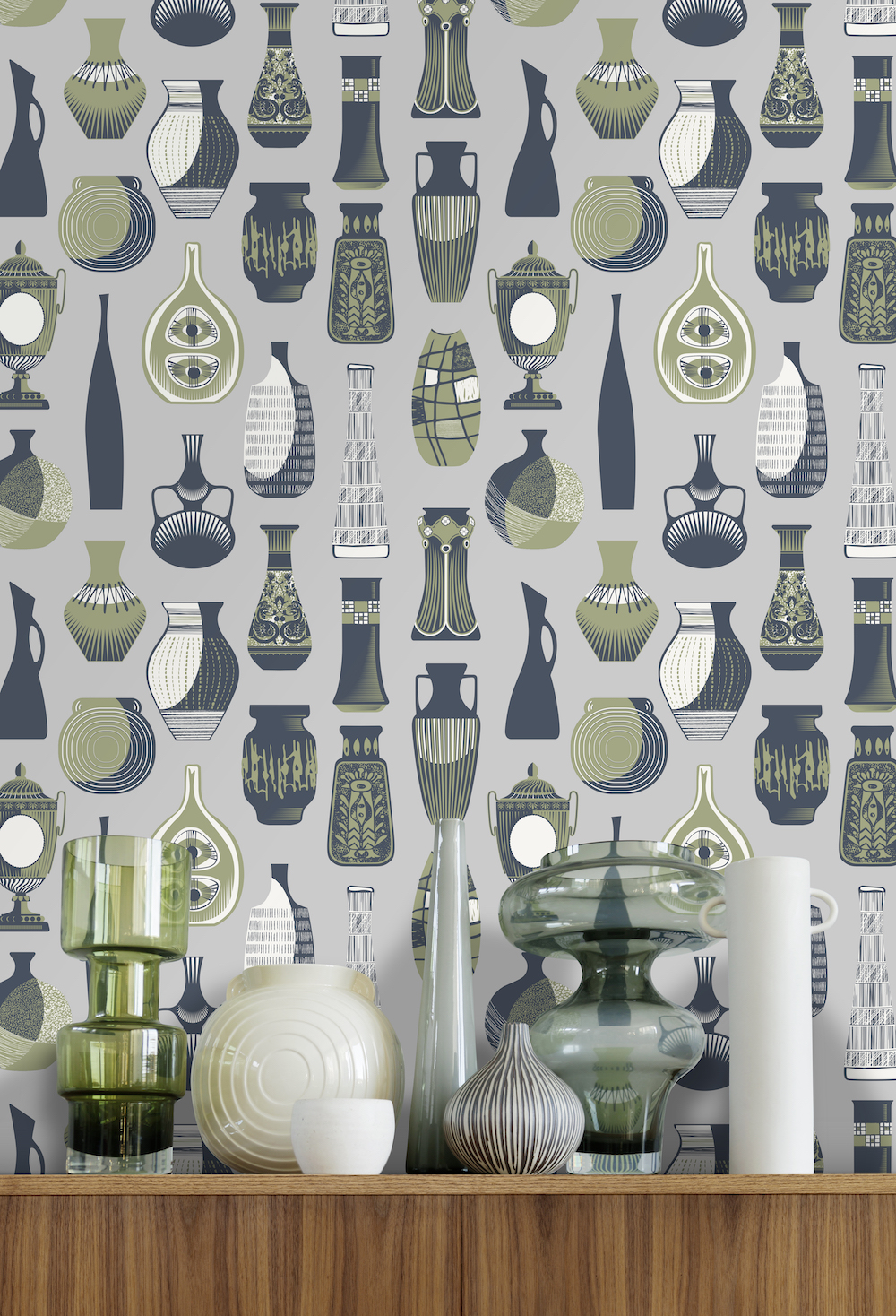 Vessel Wallpaper in Concrete from Mini Moderns  £65 per roll www.minimoderns.com.jpg