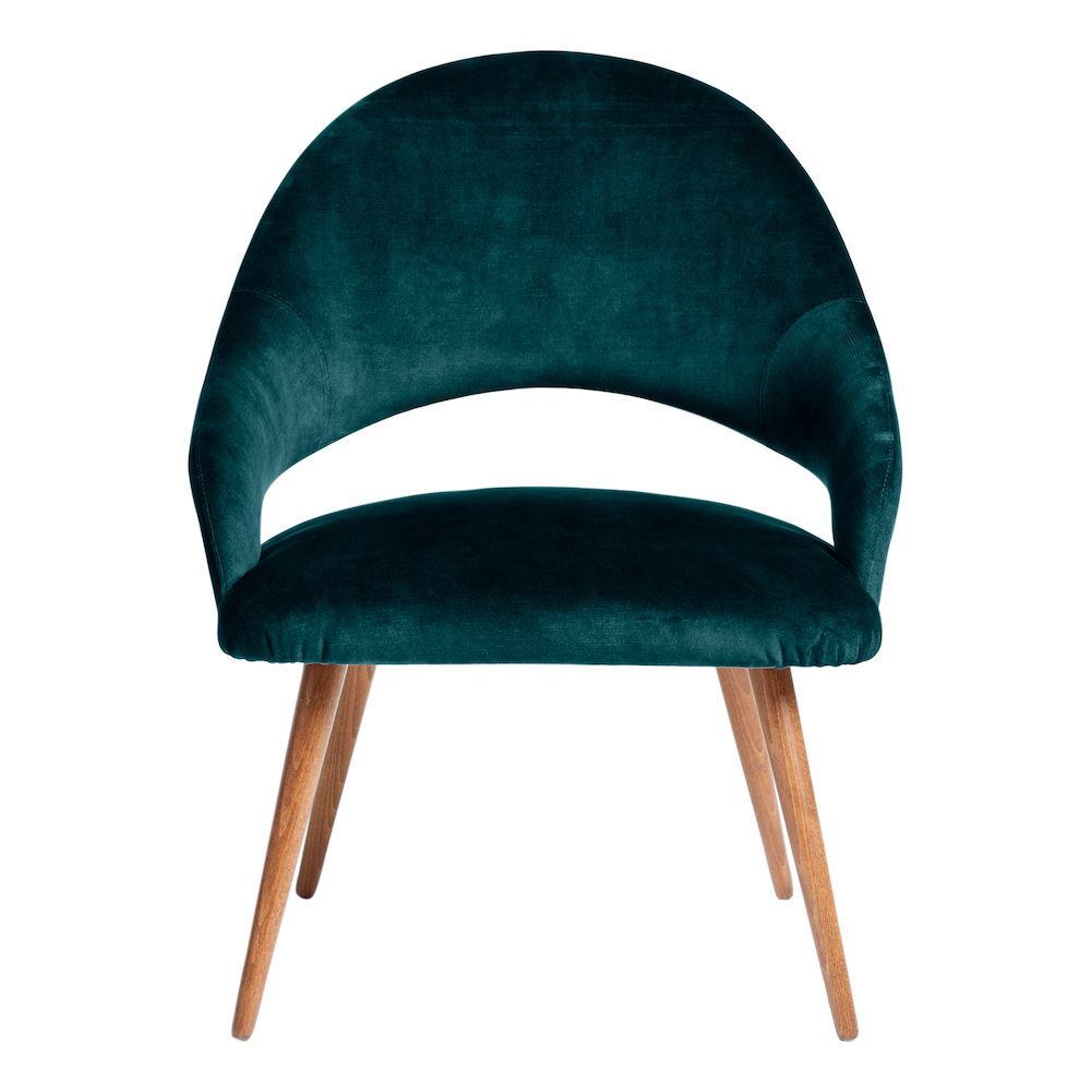 John Lewis & Partners Swoon Rousseau Chair, Teal, £350