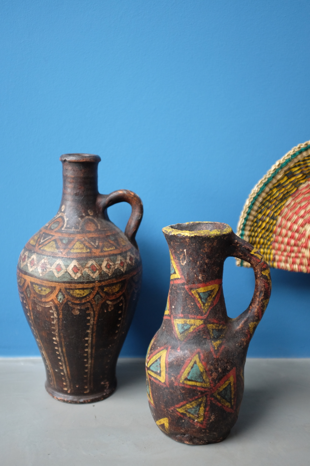 [A New Tribe] Painted antique vases, from £60.jpg