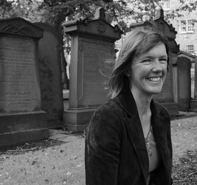 Kathleen Jamie, Edinburgh
