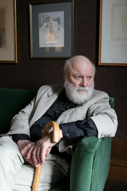 Geoffrey Hill, Oxford